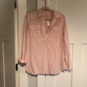 NWT GAP maternity blouse
